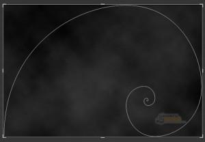 Sobreposição de corte LR3 - Fibonacci