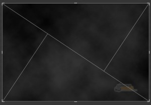 Sobreposição de Corte LR3 - Triângulos