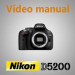 Vídeo-manual-Nikon-D5200